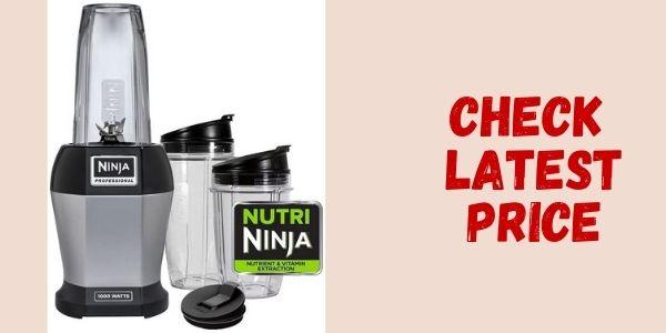 Nutri NINJA BL455 Professional Blender 1000 watts