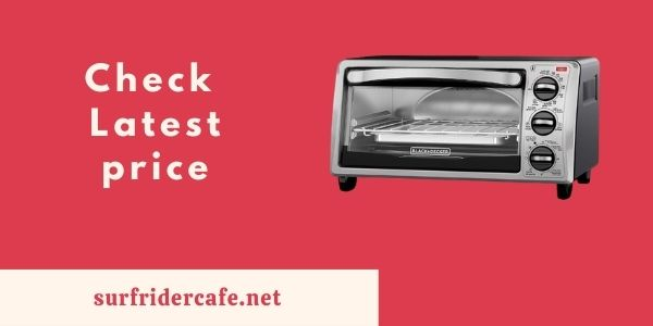 Black+Decker Toaster Oven TO1313SBD
