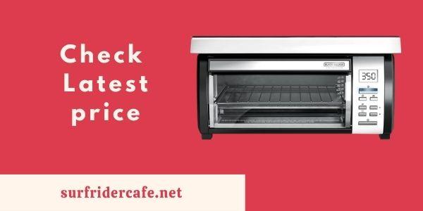Black+Decker Toaster OvenTROS1000D