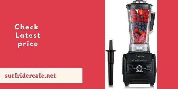Cleanblend Commercial Blender - 64 Oz Countertop Blender