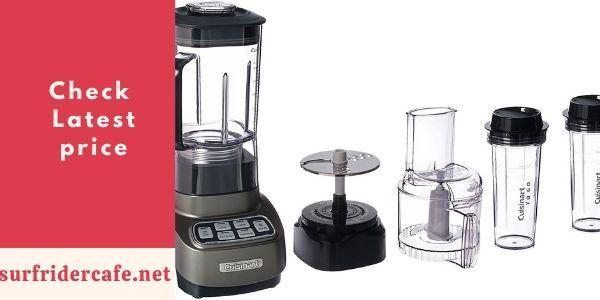 Cuisinart BFP-650GM Velocity Ultra Trio 1 HP Blender