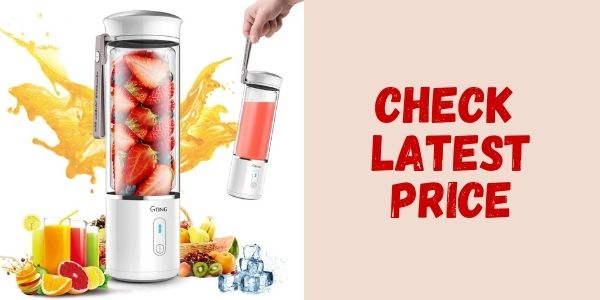 G-TING MS-8 Personal Smoothies Blender Cordless