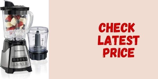 Hamilton Beach 58149 Power Elite Blender with 40oz Glass Jar