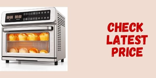 Iconites 11-in-1 Air Fryer Toaster Oven