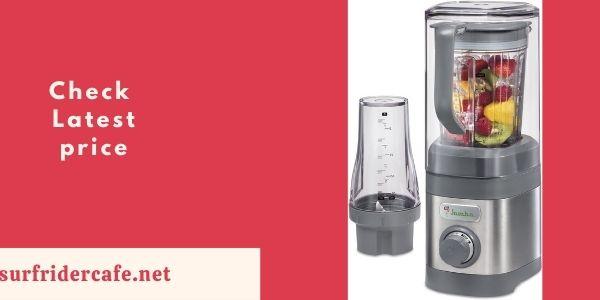 Jamba Appliances 58916 Quiet Shield Blender with 32 oz