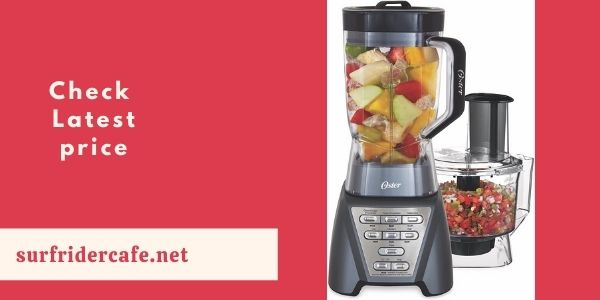 Oster Pro 1200 Blender with Professional Tritan Jar