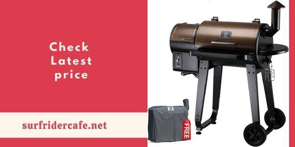 z grills zpg-450a wood pellet grill smoker