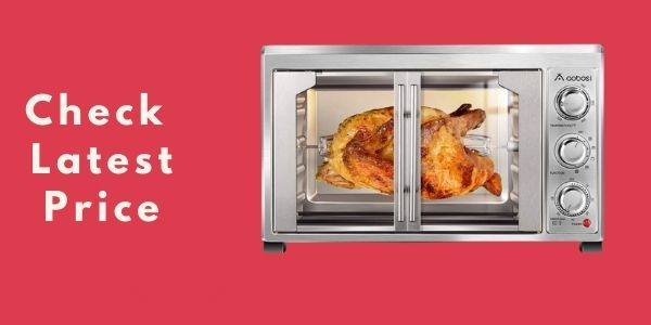 Toaster Convection Oven Countertop Aobosi Convection Toaster Oven