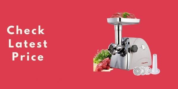 Sunmile SM-G31 Electric Meat Grinder