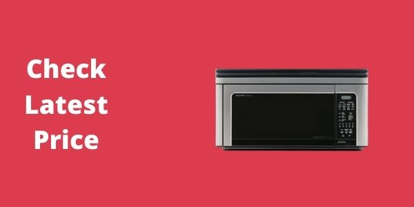Sharp R1881lsy 850w Over-The-Range Convection Microwave Oven
