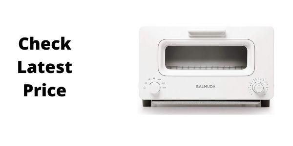 BERMUDA the Toaster BALMUDA K01M-WS