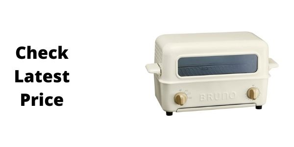 BRUNO Toaster Grill BOE033-WH