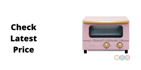 IRIS OHYAMA EOT-R1001-PA Toaster Oven