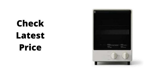 MUJI Toaster Oven Vertical Type MJ-OTL10A from Japan