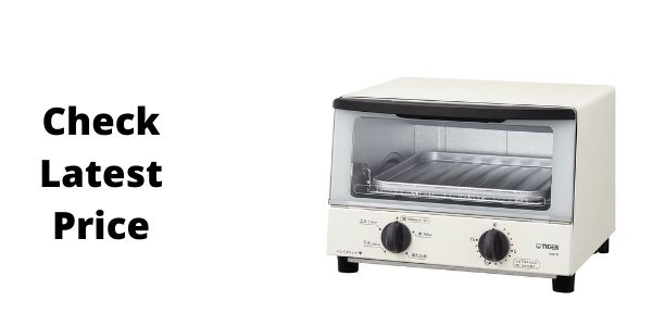 TIGER Toaster Oven YAKITATE KAK-A100-W
