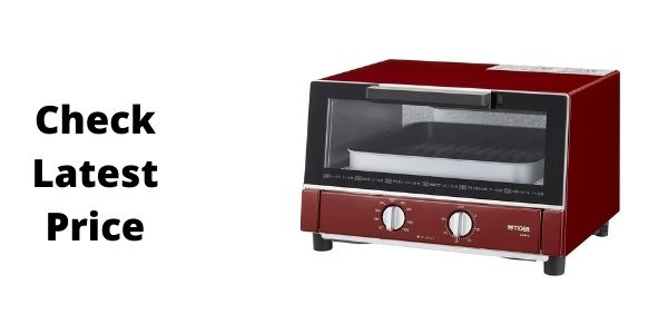 TIGER Toaster Oven YAKITATE KAM-G130-R