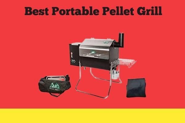 Best Portable Pellet Grill